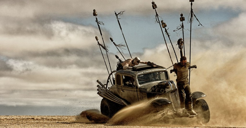 This Is What Mad Max: Fury Road Looks Like Without Any Special Effects