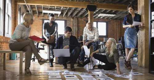 Here's How Startups Actually Start Up