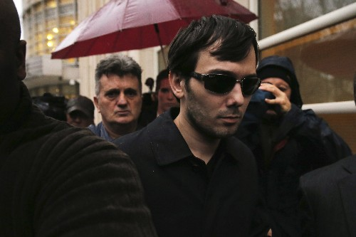 Creatures Like Martin Shkreli Only Thrive in a Swamp