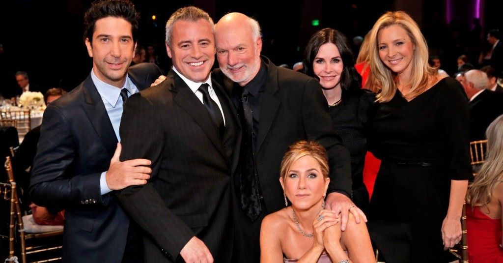 The Best Revelations From the 'Friends' Reunion TV Tribute