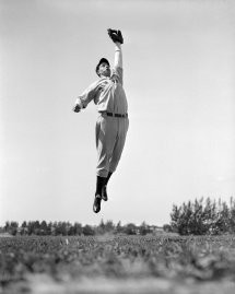 See Photos of Joe DiMaggio's First Year Playing for the Yankees