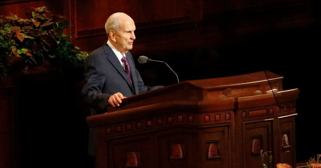 Mormon Church Livestreams Conference Due to the Coronavirus Pandemic