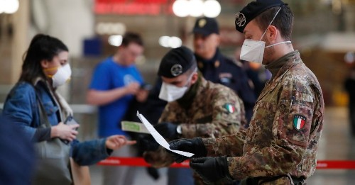 Italy Extends Travel Restrictions to the Entire Country to Try and Contain Spread of COVID-19
