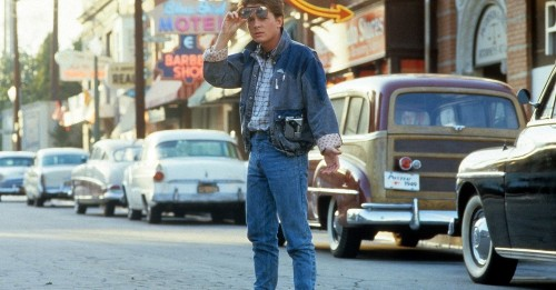 Read TIME's Prescient Review of 'Back to the Future'