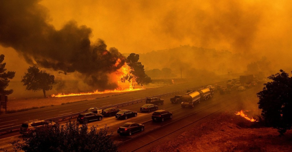 Wildfires, Droughts, Pandemics. Is this Our Future? How to Build a Safer World.