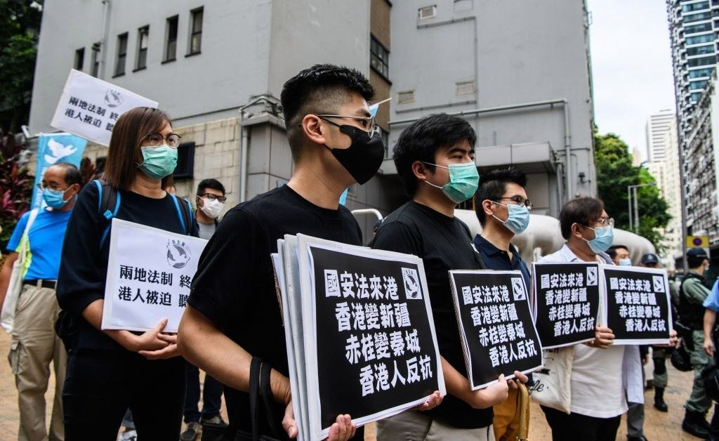 Here's What to Know About the Controversial Hong Kong National Security Law