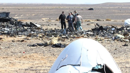 Why the U.S. Hopes ISIS Didn't Destroy the Russian Airliner