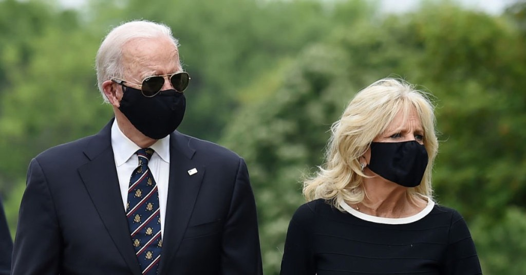 Joe Biden Says President Trump Is a 'Fool' for Making Fun of His Decision to Wear a Mask