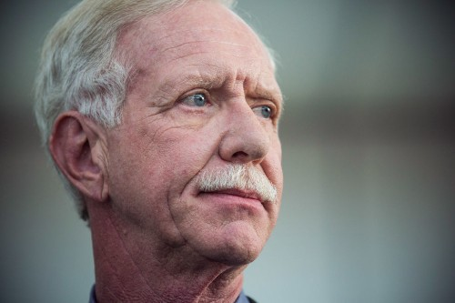 'I Dare You to Mock Me.' Capt. 'Sully' Sullenberger Defends Joe Biden Against Attacks on His Speech in New York Times Op-Ed