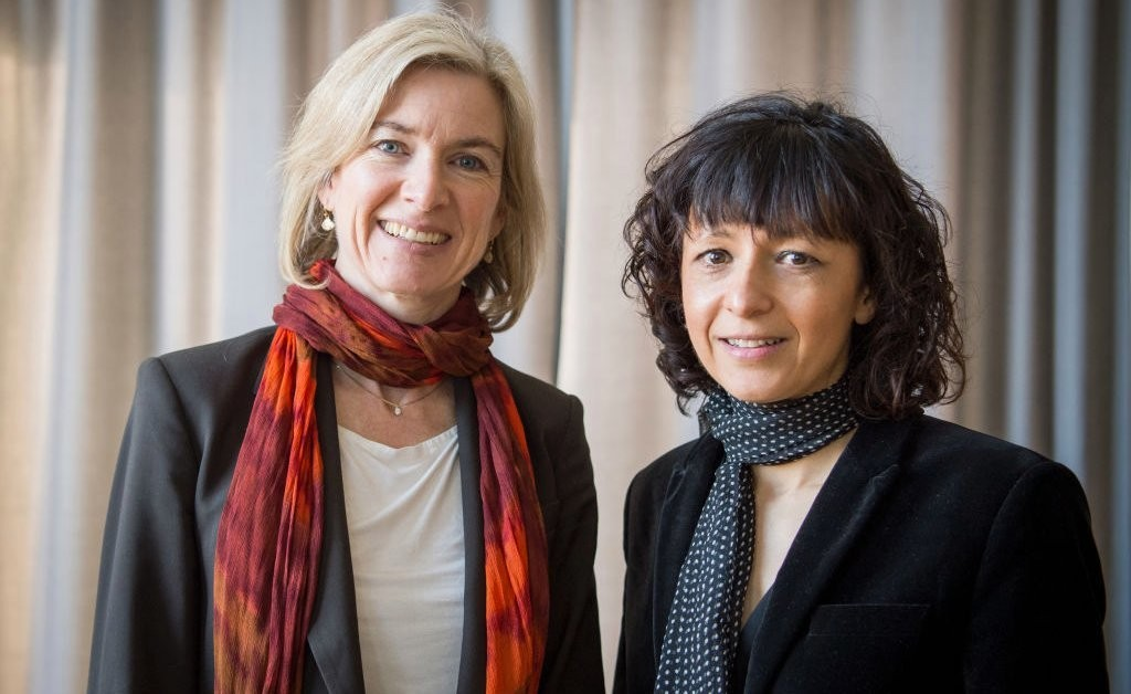 Nobel Prize in Chemistry Awarded to First All-Female Team for CRISPR Gene Editing