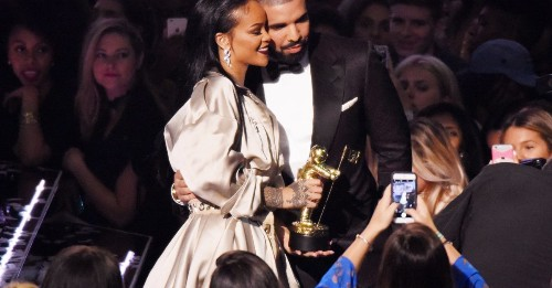 Drake and Rihanna Top Spotify's Year-End Most-Played Lists