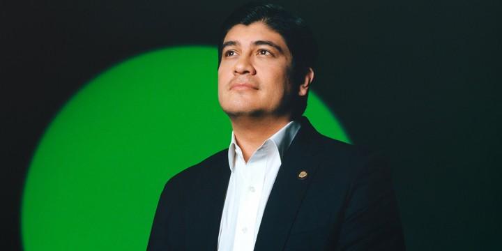 Carlos Alvarado Quesada By Ban Ki-moon