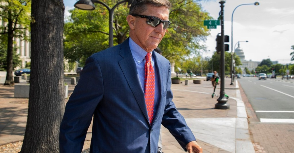 Federal Judge Calls the Justice Department Reversal in Michael Flynn Case 'Unusual'