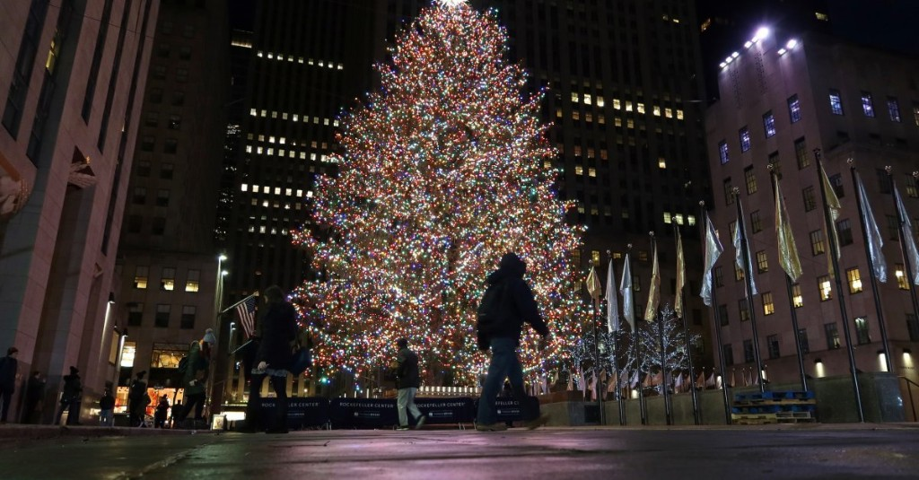 How Christmas Trees Became a Holiday Tradition