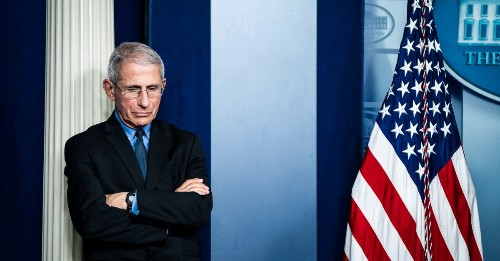 Dr. Anthony Fauci Receives Security Detail After 'Uncomfortable' Encounters, Threats