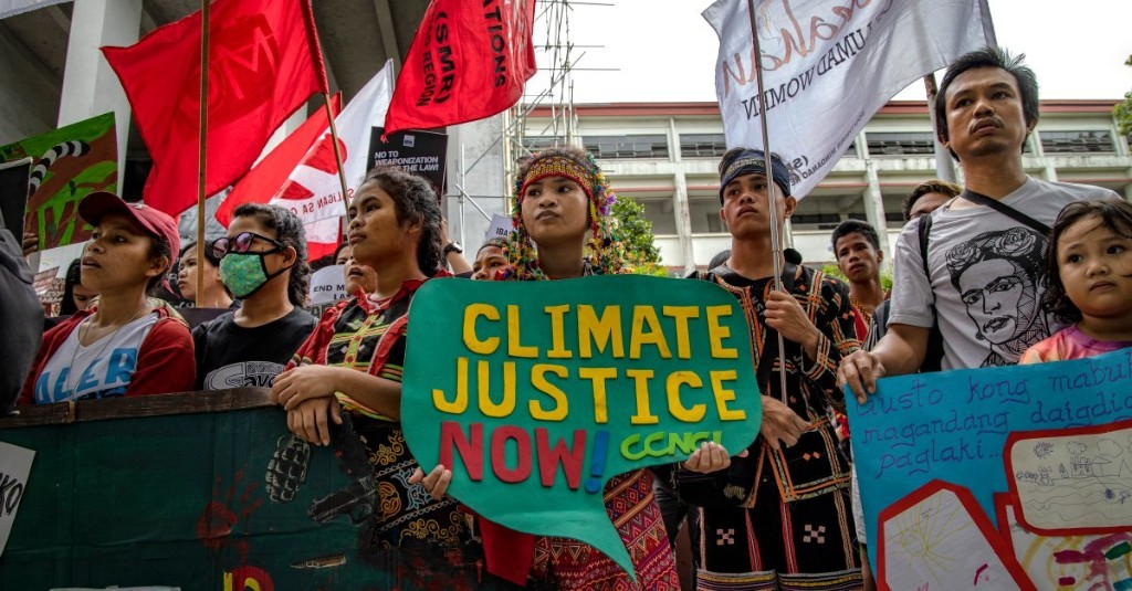 How Youth Climate Activists Are Empowering Campaigners From Countries Suffering Most From Global Warming