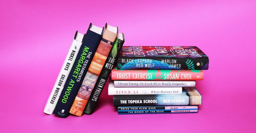 The 10 Best Fiction Books of 2019