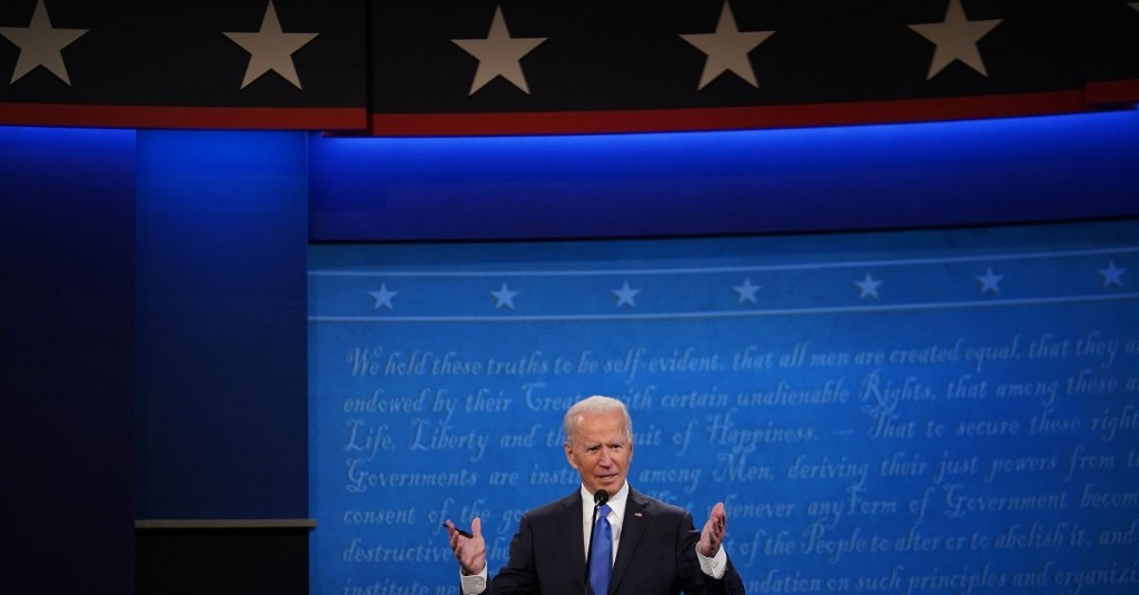 Joe Biden Said He Wants to 'Transition From the Oil Industry.' That Shouldn't Be a Surprise