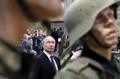 Vladimir Putin Says an Unlimited Presidential Term in Russia Would Be 'Very Disturbing'