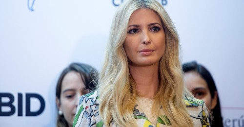 Ivanka Trump's Photo With Her Son Criticized as 'Tone Deaf'