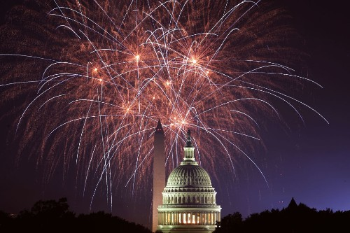 President Trump's Fourth of July Fireworks Announcement Sparked Widespread Confusion on Social Media