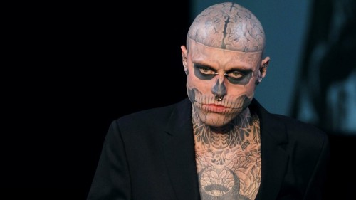 Rick 'Zombie Boy' Genest, Star of Lady Gaga's 'Born This Way' Video, Dies at 32