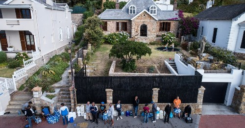 'I Knew We Were in Trouble.' What It's Like to Live Through Cape Town's Massive Water Crisis