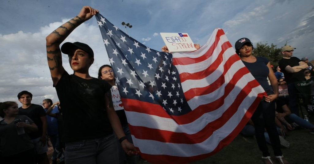 'We Are Being Eaten From Within.' Why America Is Losing the Battle Against White Nationalist Terrorism