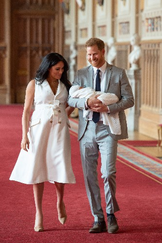 Prince Harry and Meghan Markle's Baby Boy Probably Won't Be a Prince. Here's What His Title Will Be Instead