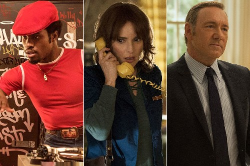Here's When Your Favorite Netflix Shows Will Premiere in 2017