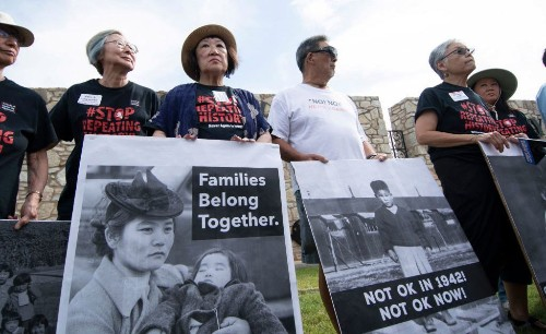 California to Apologize for Internment of Japanese Americans in World War II