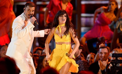 There Was a Hidden Message in Camila Cabello's Grammy Performance