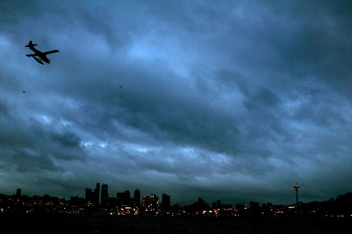 Seattle Experienced Its Gloomiest Day Since Recordings Began