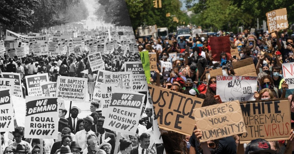 10 Experts on Where the George Floyd Protests Fit Into American History