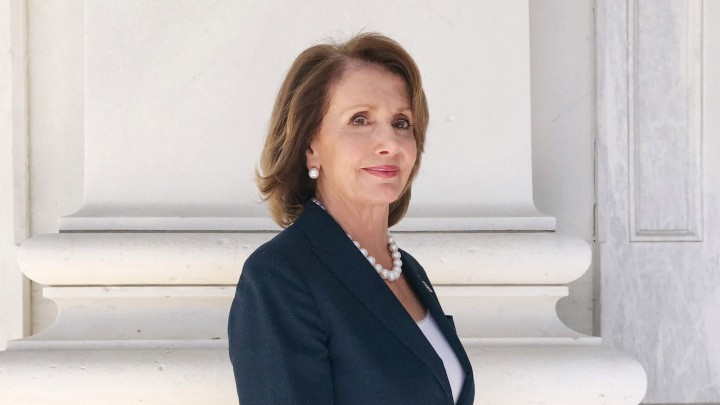 Nancy Pelosi: The World's 100 Most Influential People