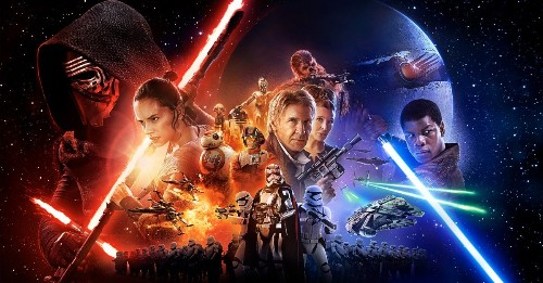 The Problem With That Major Force Awakens Scene