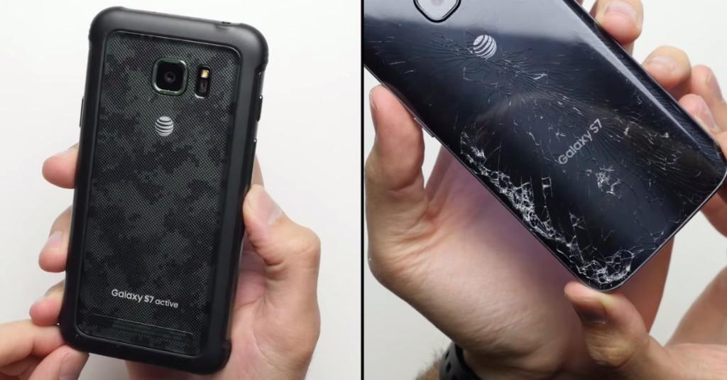 Samsung's Latest Galaxy Phone Is Pretty Much Indestructible
