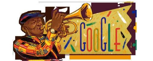 Google Is Celebrating South African Jazz Legend Hugh Masekela