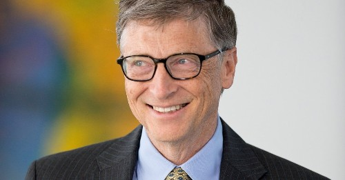 Bill Gates Talks to TIME About the Three Myths of Global Aid