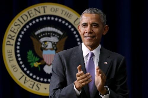 Barack Obama Beats Donald Trump as Most Admired Man of 2016