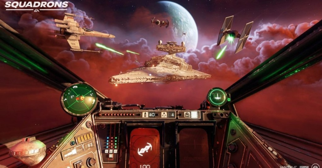 Star Wars: Squadrons Crams Tons of Fun in a Tiny Cockpit