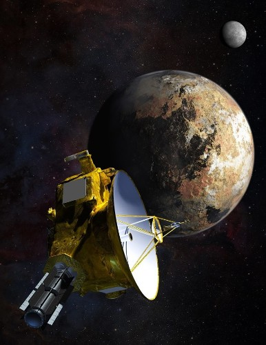 NASA Says New Horizons Pluto Probe Is Okay After a Scary Glitch