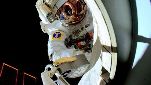 Scott Kelly Breaks Record for Longest Single Spaceflight by an American Astronaut