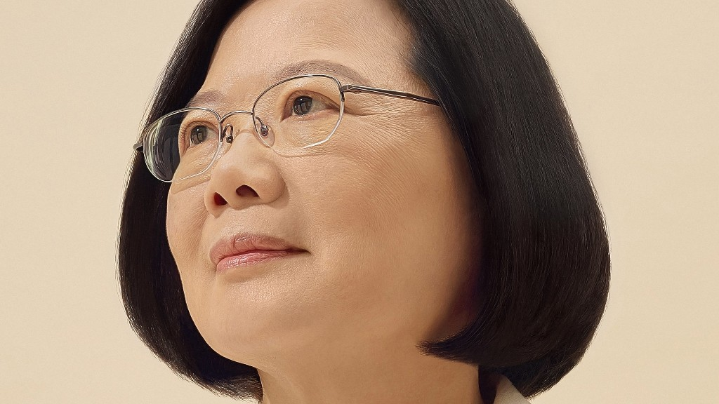Taiwan's Tsai Ing-wen Seeks Re-Election in the Last Truly Free Place in the Chinese-Speaking World