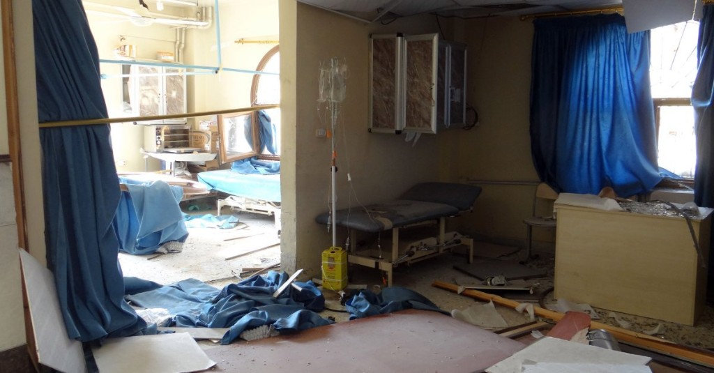 Violent Attacks on Health Care Facilities Increased in 2016, Report Finds