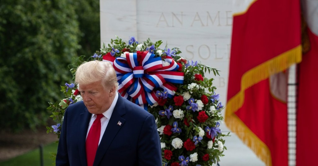 President Trump Books Back-to-Back Memorial Day Appearances Despite the Pandemic