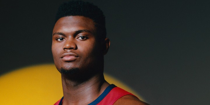 Zion Williamson By Shaquille O'Neal