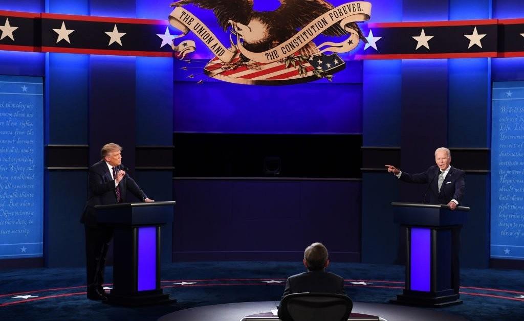 2020 Presidential Debates - cover