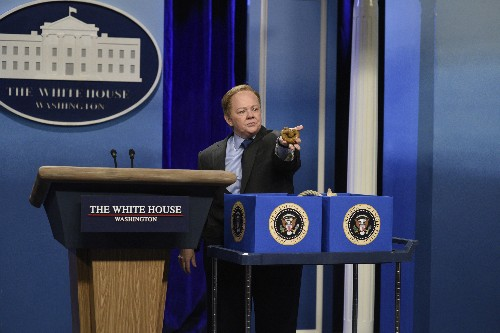How Melissa McCarthy Ended Up Playing Sean Spicer on Saturday Night Live