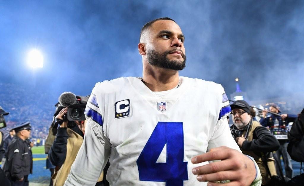Exclusive: Dallas Cowboys Quarterback Dak Prescott Calls for Release of Black Death Row Inmate Julius Jones